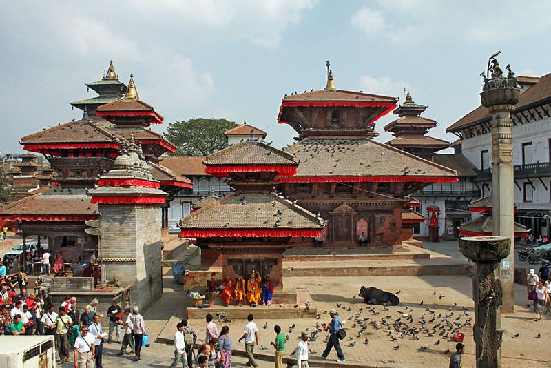 Kathmandu's Alleys and Temples