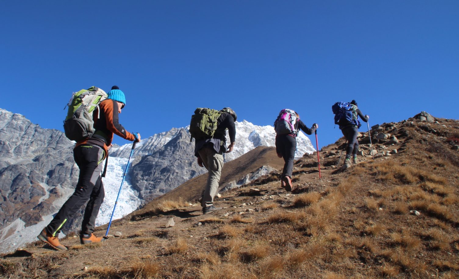 Trek Nar Phu and escape Nepal's apple pie trail